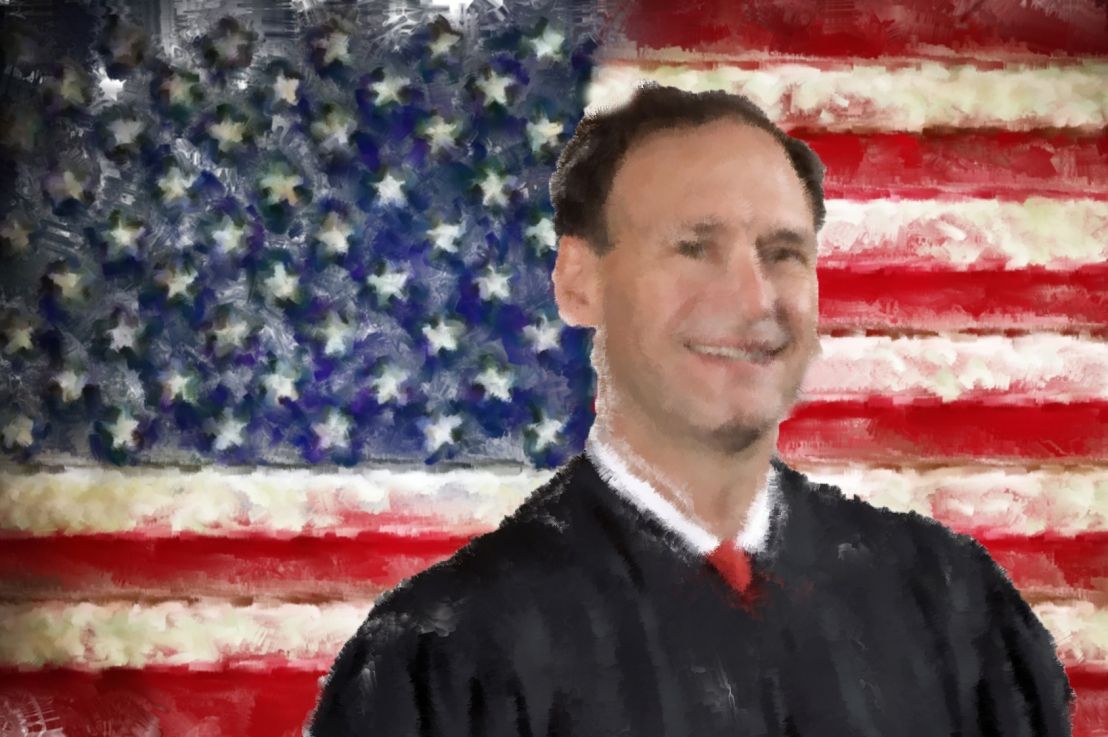Justice Alito on the importance of Free Speech