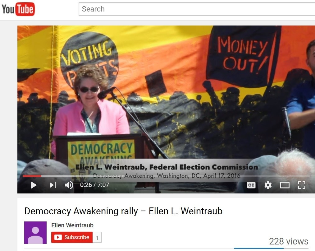 Why Is Everyone Angry with EllenWeintraub?